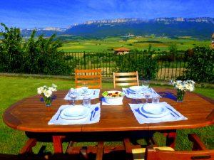 Casa rural en Estella Navarra