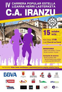 carrera popular Navarra