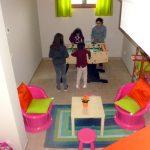Casa Rural en Navarra niños