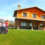 Casa Rural en Navarra para minusválidos