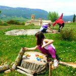 Casa Rural Navarra con actividades para niños