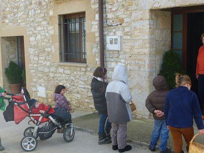 Patrimonio inmaterial de Eulz Navarra.Jueves el Lardero