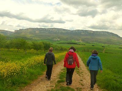 Ruta senderismo para ir con niños en Navarra