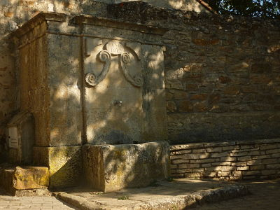 Agua fuente Eulz Navarra