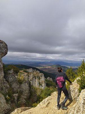 Ruta Montejurra Ayegui Navarra