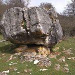 Piedras calzadas